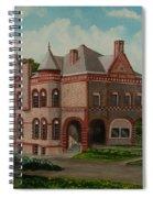 Administration Building Spiral Notebook