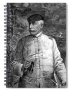 Admiral Dewey At Sea Spiral Notebook