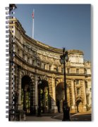 Admiralty Arch. Spiral Notebook