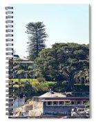 Admiralty House Spiral Notebook