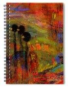 Admiring God's Handiwork I Spiral Notebook