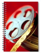 Admit One. Spiral Notebook
