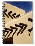 Adobe Designs Spiral Notebook