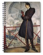Adolfo Best-maugard Spiral Notebook
