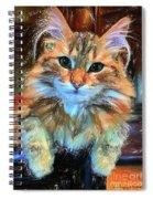 Adopted Spiral Notebook