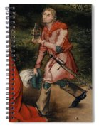 Adoration Of The Magi By Durer Spiral Notebook