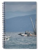 Adriatic Star And Ryan D Spiral Notebook