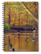 Adventure And Discovery Spiral Notebook
