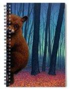 Adventurer Spiral Notebook