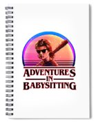 Adventures Spiral Notebook