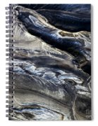 Aerial Photo Hekla Iceland Spiral Notebook