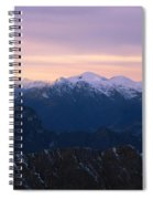 Aerial View Spiral Notebook