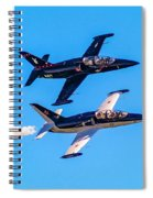 Aero L-39c Albatros Jet Trainers Spiral Notebook