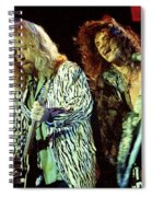 Aerosmith-94-brad-steven-1166 Spiral Notebook