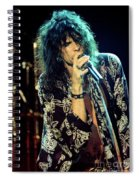 Aerosmith-94-steven-1174 Spiral Notebook