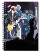 Aerosmith-joe Perry-00056 Spiral Notebook