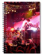 Aerosmith-joe Perry-00155 Spiral Notebook
