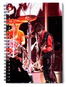 Aerosmith-joe Perry-00163 Spiral Notebook