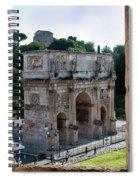 Aesop's Crow Spiral Notebook