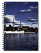Af Chapman Color Spiral Notebook