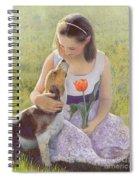 Affection Spiral Notebook
