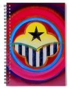 African American Spiral Notebook