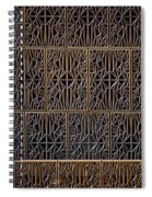 African American History Museum #2 Spiral Notebook
