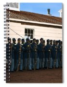 African American Troops In Us Civil War - 1965 Spiral Notebook