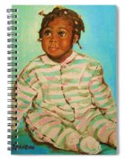 African Cutie Spiral Notebook