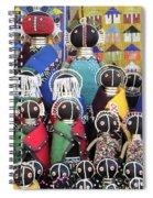 African Dolls Spiral Notebook