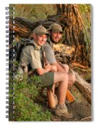 African Game Guides Spiral Notebook
