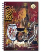 African Perspective Spiral Notebook