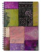Afrikan Batik II Spiral Notebook