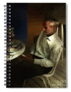 After Dinner Spiral Notebook