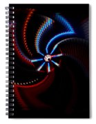 After Shock Spiral Notebook