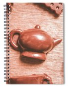 After Tea Confection Spiral Notebook