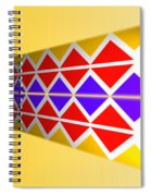 After The Gold Rush Spiral Notebook