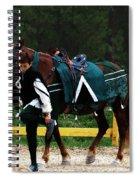 After The Joust Spiral Notebook
