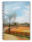 After The Ride By Karen E. Francis Spiral Notebook