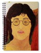 Afterlife Concerto John Lennon Spiral Notebook