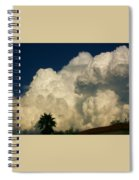 Afternoon Monsoon Spiral Notebook