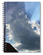 Afternoon Reminder Spiral Notebook