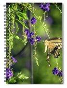 Afternoon Snack Spiral Notebook