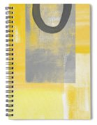 Afternoon Sun And Shade Spiral Notebook
