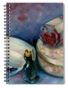 Afternoon Tea Spiral Notebook