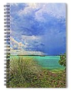 Afternoon Thunder Spiral Notebook