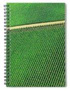 Ag Road Spiral Notebook