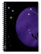Again They Rise Spiral Notebook