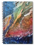 Agate Inspiration - 21a Spiral Notebook
