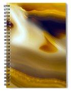 Agate Slice 2 Spiral Notebook